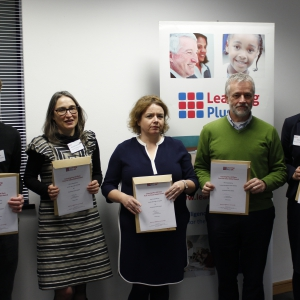 Learning Plus UK Data Post-16 Value Added Award Winners
